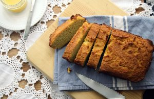 Gluten-Free Bread Made With Coconut Flour